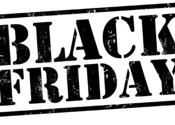 Největší slevy Black Friday