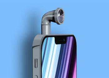 iPhone 12 fotoaparát