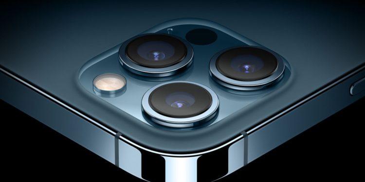 iPhone 12 Pro fotoaparát