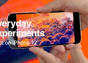 Jak fotí iPhone 12