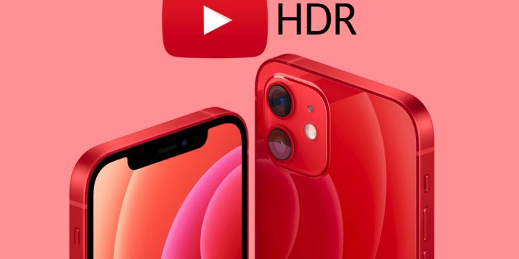 youtube hdr support iphone 12 750x375 - Aplikace YouTube HDR nabízí už i pro nové iPhony 12