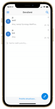 Share from Imagineer 13 229x450 - Synology iPhone využije na maximum. Co umí iOS aplikace?