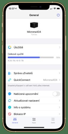 Share from Imagineer 19 229x450 - Synology iPhone využije na maximum. Co umí iOS aplikace?