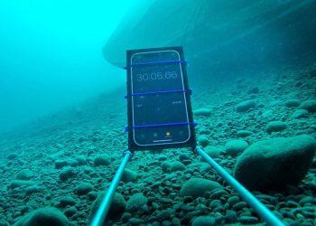 Vodotěsnost iPhonu 12