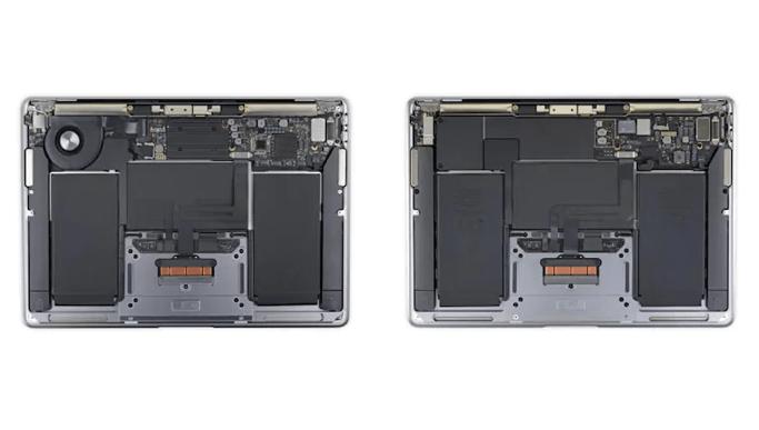 MacBook šasi