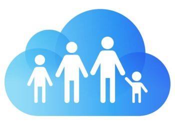 Rodinné sdílení Apple