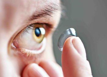chytré kontaktní čočky