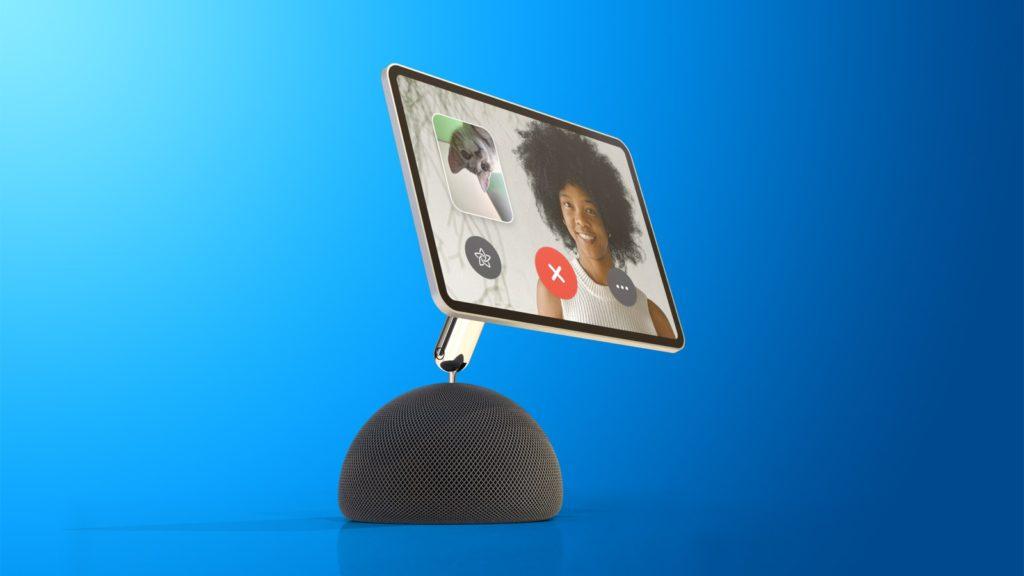 HomePod s iPadem