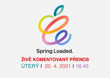 Apple Keynote Spring Loaded