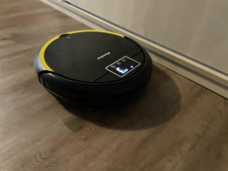 IMG 0105 450x338 - Mamibot PetVac300: Dostupný robotický vysavač, který překvapí