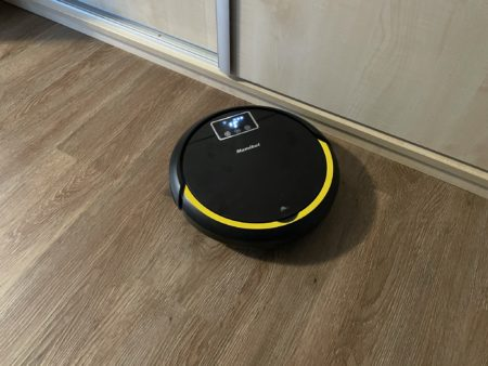 IMG 0106 450x338 - Mamibot PetVac300: Dostupný robotický vysavač, který překvapí