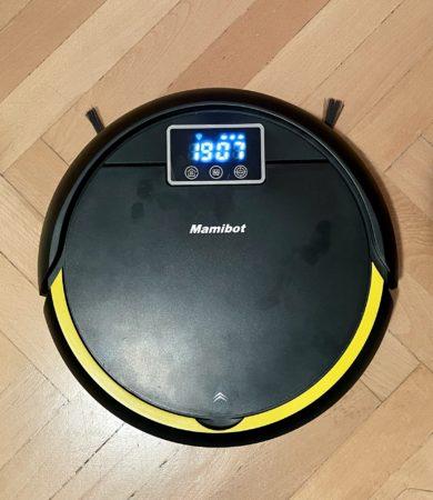 IMG 0120 390x450 - Mamibot PetVac300: Dostupný robotický vysavač, který překvapí