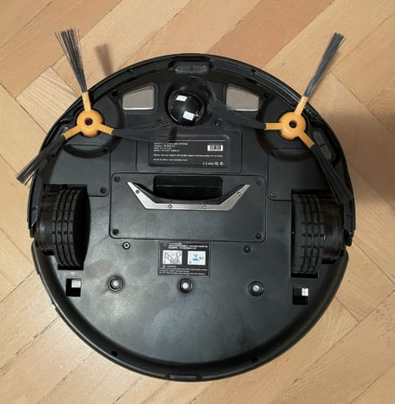 IMG 0122 440x450 - Mamibot PetVac300: Dostupný robotický vysavač, který překvapí