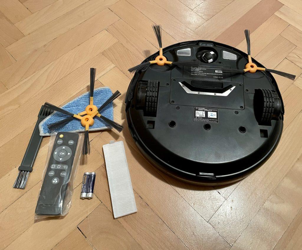 IMG 0123 1024x848 - Mamibot PetVac300: Dostupný robotický vysavač, který překvapí
