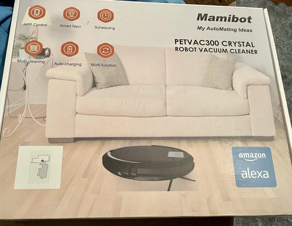 IMG 0125 1024x792 - Mamibot PetVac300: Dostupný robotický vysavač, který překvapí