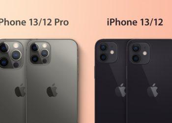 iPhone 13 rozměry