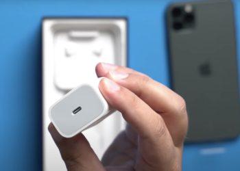 iPhone nabíječka