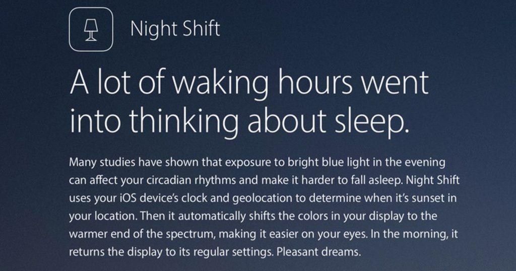 Night Shift explain