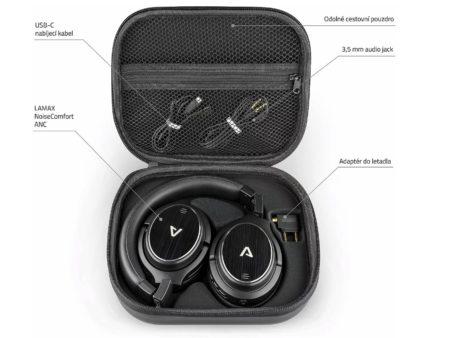 Lamax NoiseComfort ANC 125 450x338 - LamaxNoiseComfortANC: Dostupná sluchátka s potlačením hluku