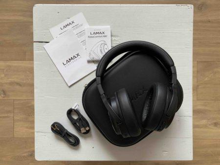 Lamax NoiseComfort ANC 6 450x338 - LamaxNoiseComfortANC: Dostupná sluchátka s potlačením hluku