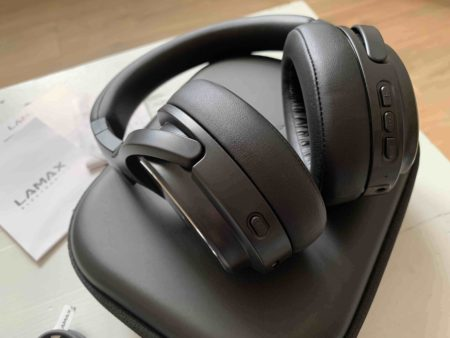Lamax NoiseComfort ANC 7 450x338 - LamaxNoiseComfortANC: Dostupná sluchátka s potlačením hluku