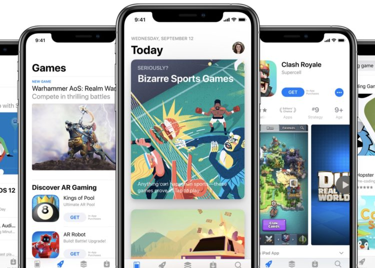 Čína App Store