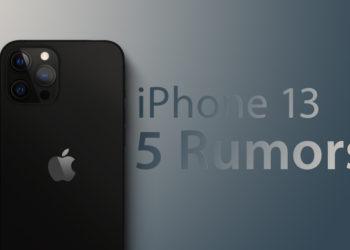 pet povesti o iphonu 13 ktere jste mozna zmeskali 350x250 - Nejdražší iPhone v historii! iPhone 13 Pro Max s 1TB úložištěm stojí ranec
