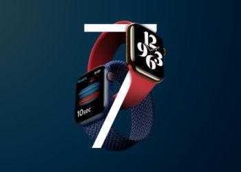 Výroba Apple Watch Series 7