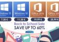 Back to School výprodej