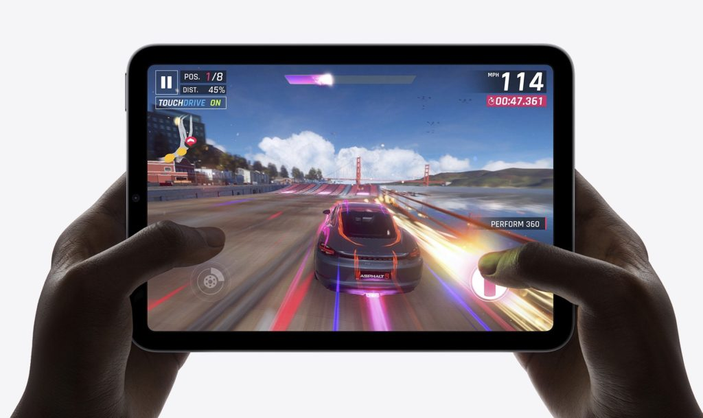 iPad mini 6 hry